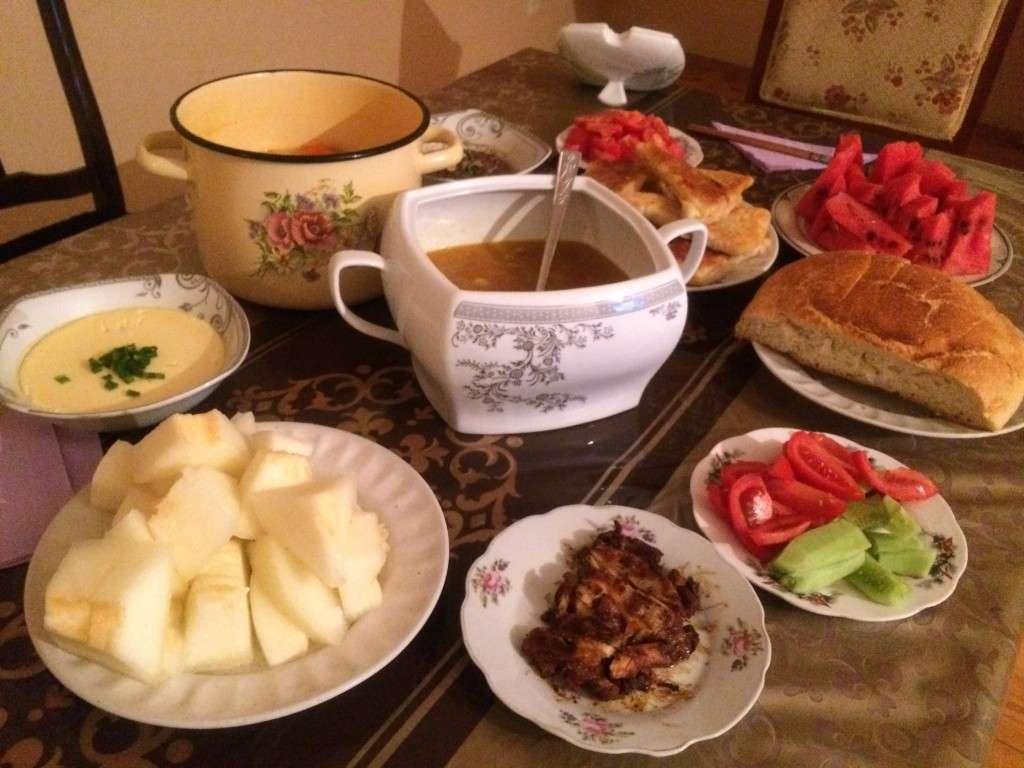 亞塞拜疆是真正的「得閒飲茶」族