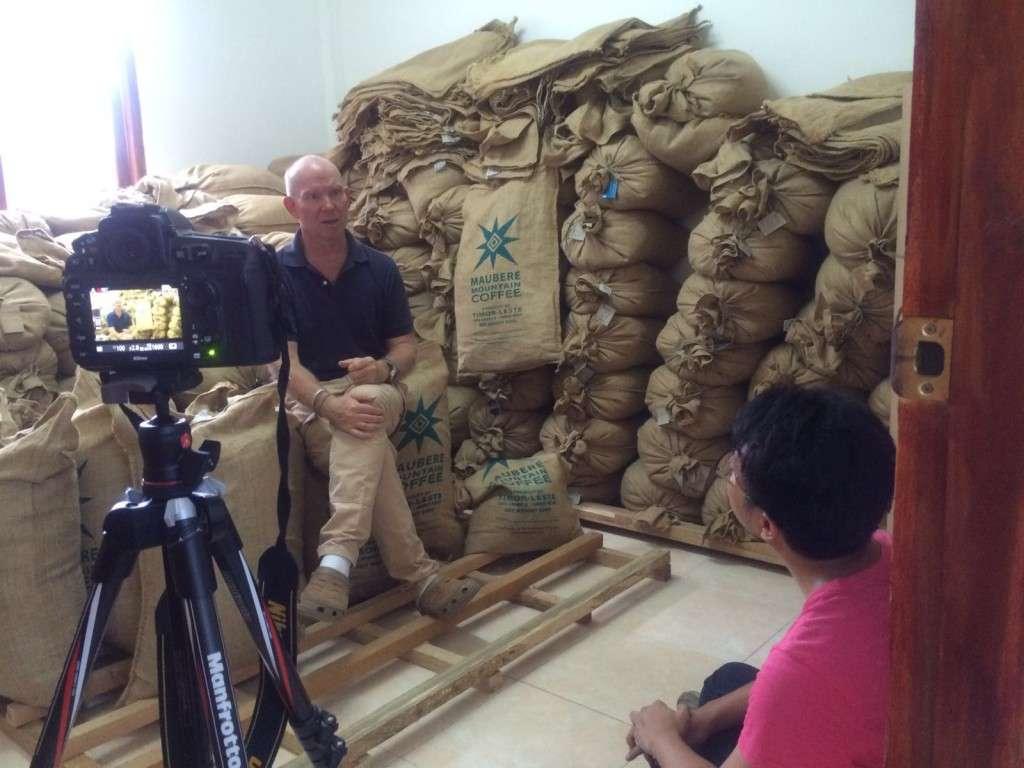 東帝汶咖啡的故事 (番外篇)