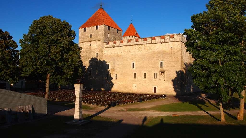 Kuressaare – Capital of Saaremaa