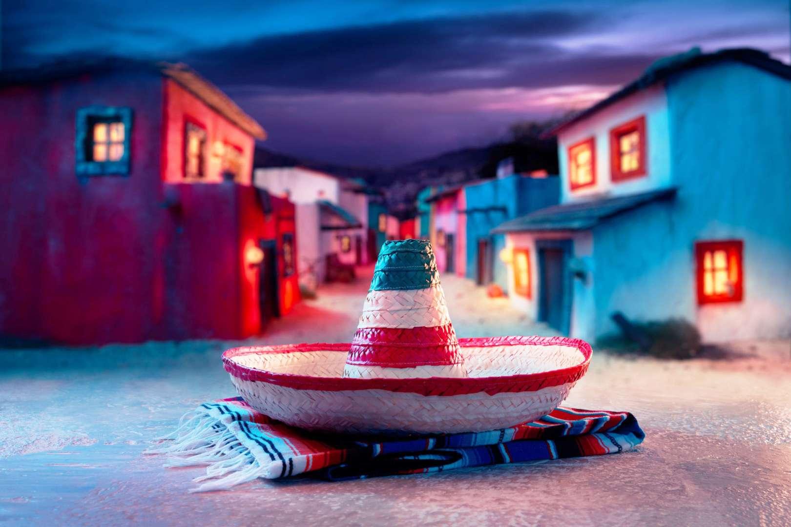 Mexocan Sombrero